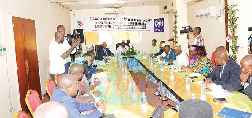 Youth Connekt Cameroon : le lancement se prépare