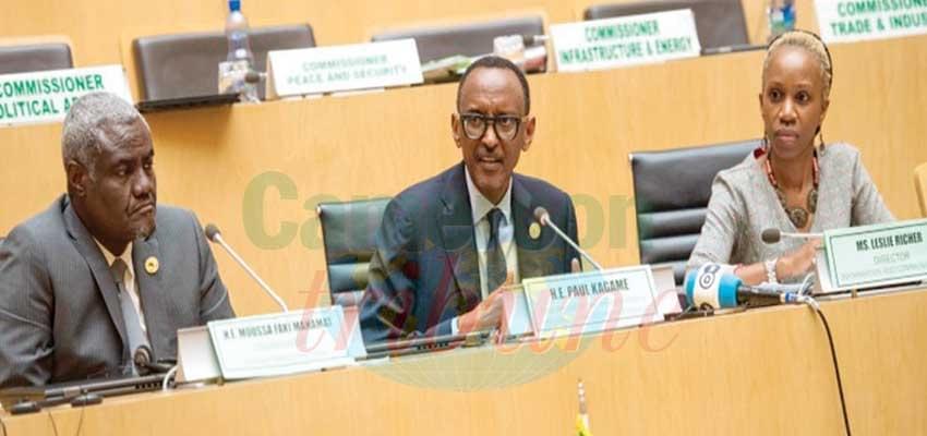 Union africaine: des reformes dans le pipe