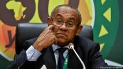 CAF: Ahmad Ahmad: interpellé à Paris
