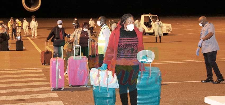 Rapatriement : 11 compatriotes de Suisse de retour