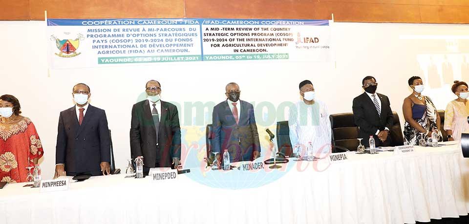 Coopération Cameroun-Fida : sur la bonne voie