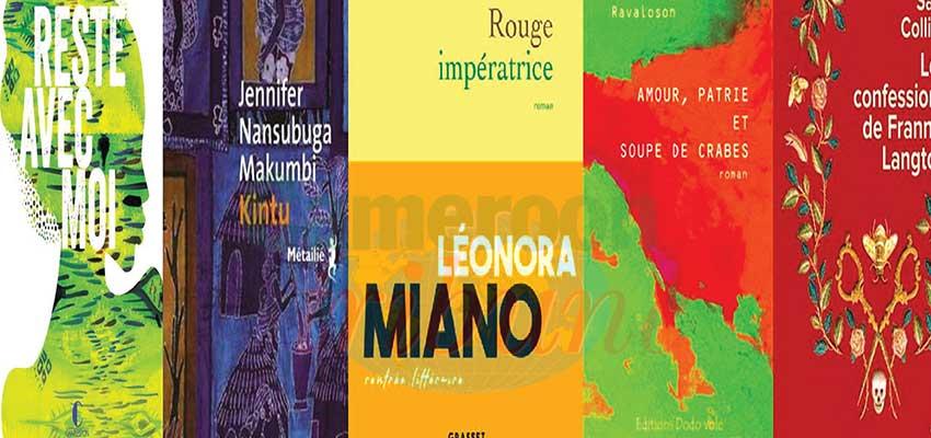 Prix littéraire Les Afriques 2020 : Léonora Miano en course !