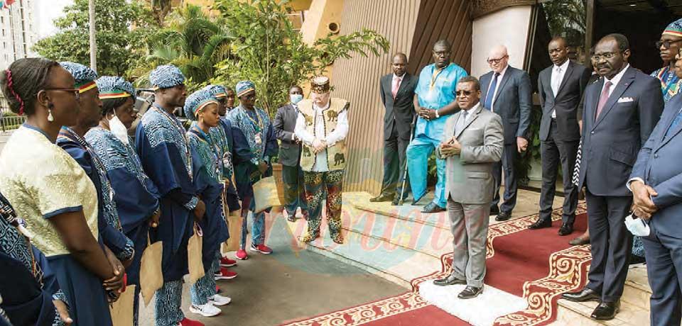 16e Jeux paralympiques de Tokyo : l'au revoir à la Team Cameroon