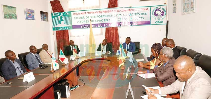 Quest for Agricultural Productivity : CEMAC Pesticide Agency Takes Action