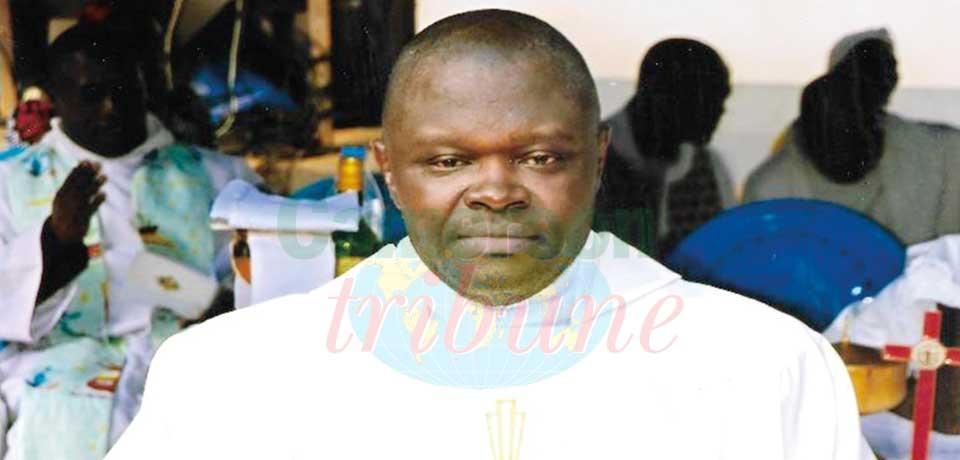 L'abbé Benoît Marie Ndongo Andegue est décédé des suites de maladie le 14 avril dernier à Yaoundé.