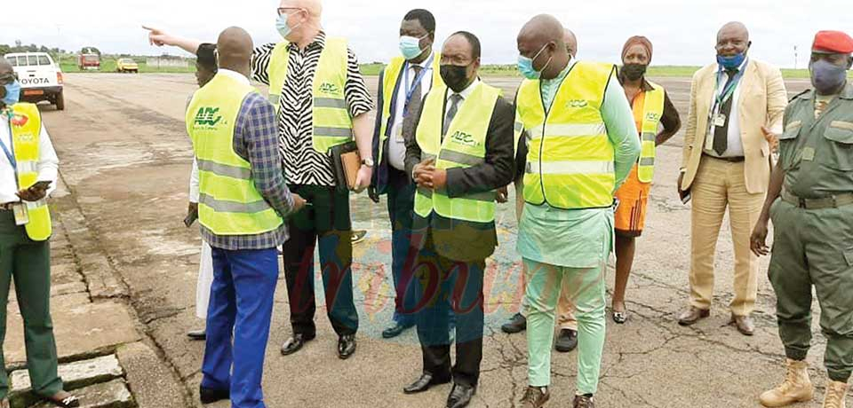 Aéroport de Ngaoundéré : des infrastructures au scanner