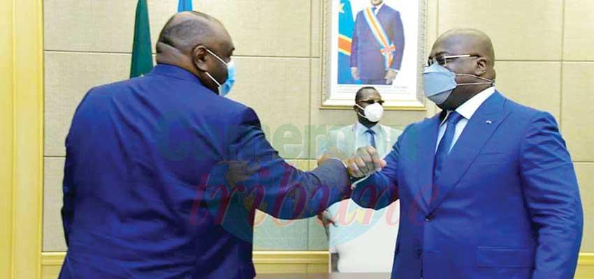 RDC : le président cherche des alliés