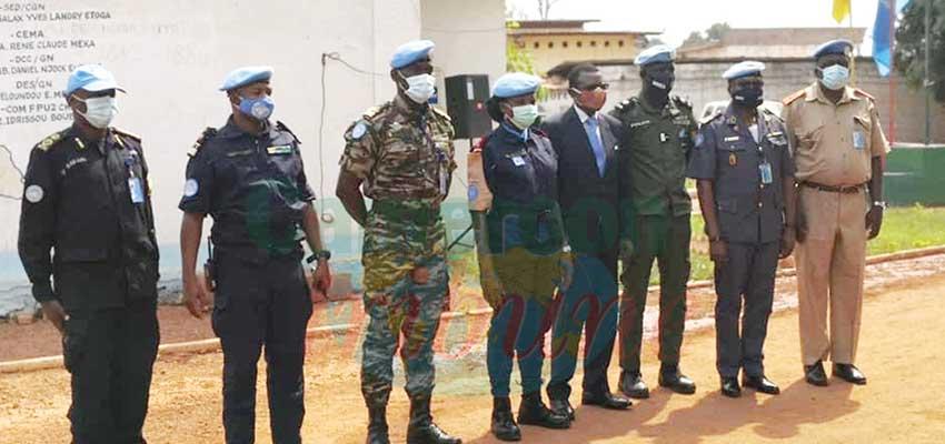 Minusca : le Cameroun un partenaire fidèle…