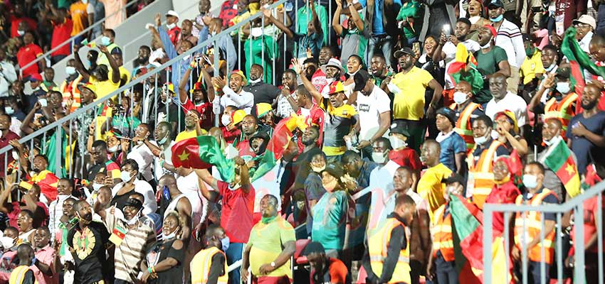 CHAN 2020 :  Supporters Show Commitment