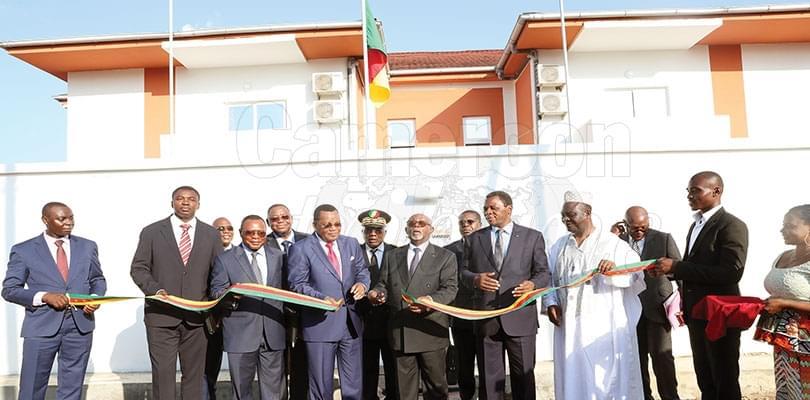Coopération Cameroun-Congo: le consulat de Ouesso inauguré