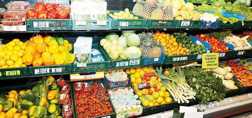 Fruits et légumes : comprendre les chiffres sur les étiquettes