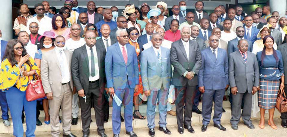University of Douala : 51 Newly Appointed take up Function