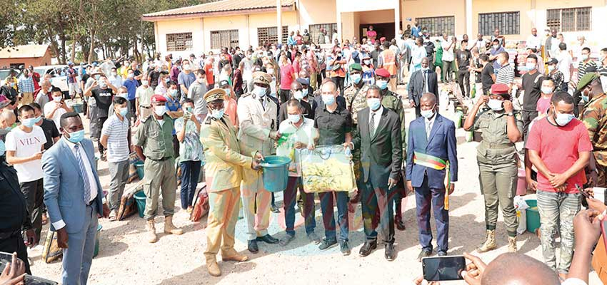 Crise sécuritaire en RCA : Paul Biya au secours des réfugiés