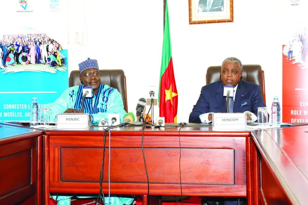 La réussite de ce projet en faveur de la jeunesse camerounaise nécessite le concours de tous.