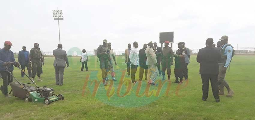 Sports infrastructures: Buea And Limbe 100% Ready