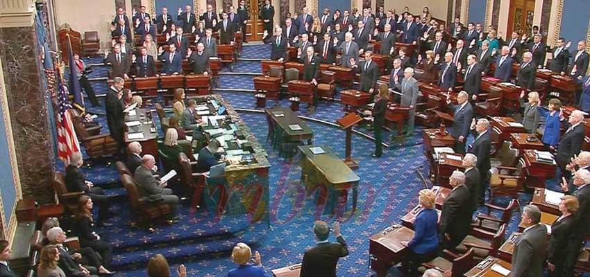 Procès en destitution de Donald Trump : débats houleux au Sénat