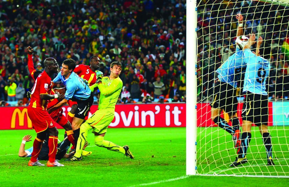 10 ans après sa coupe du monde de football : l'Afrique fait du sur place