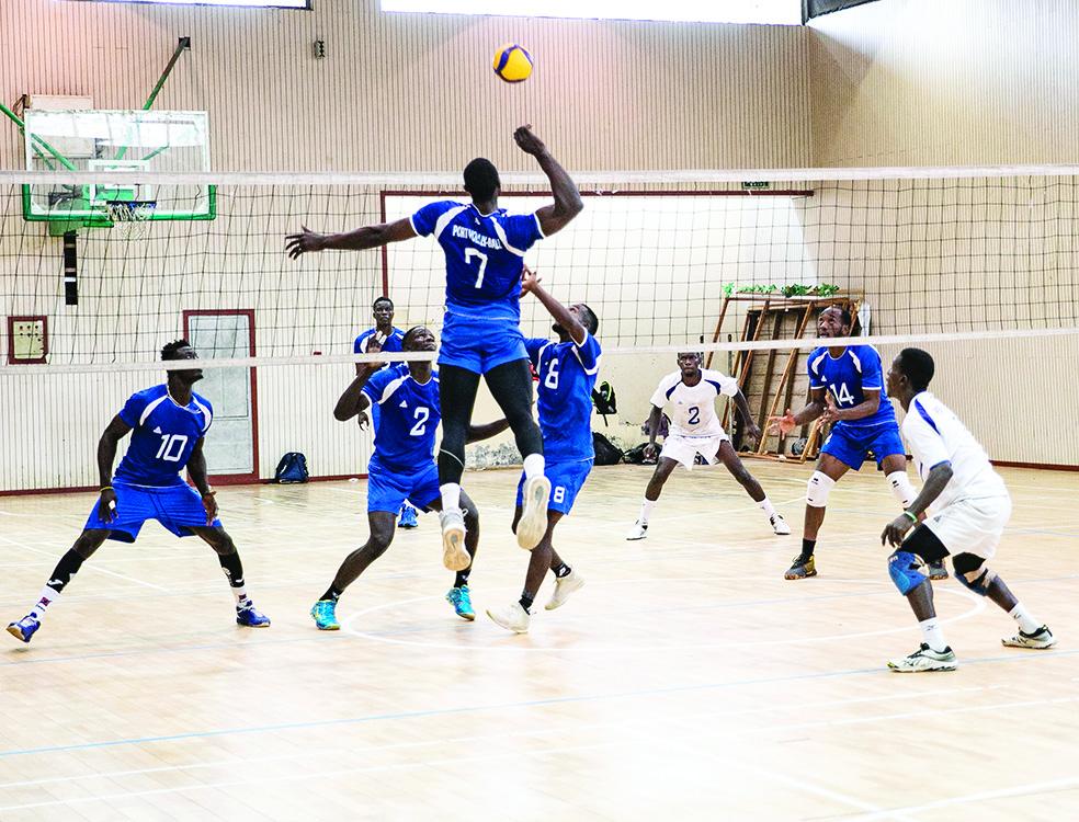 Port autonome de Douala Volleyball  : sur le quai de la victoire