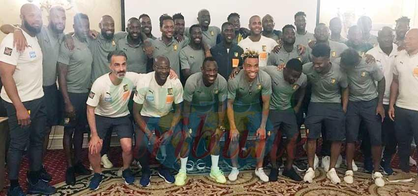 CAN 2019: Seedorf dévoile ses 23 Lions