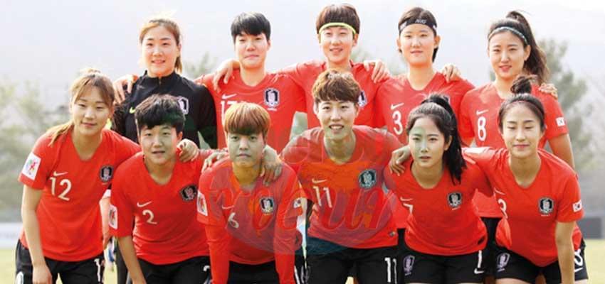 Korea Republic: Taeguk Ladies Aiming High
