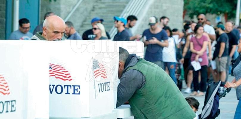 US: 250 Million Voters Decide Congress, President's Fate
