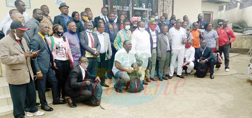 Karate : New Officials Temporarily Elected