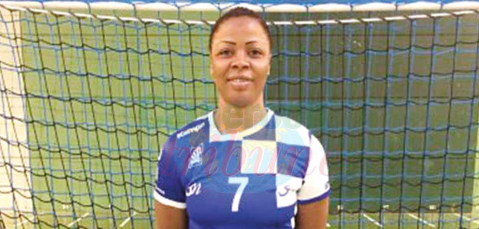Diane Nguekwain Yimga : Skilful Shooter