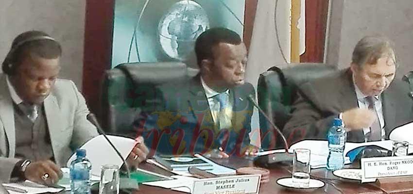 Parlement panafricain: la question des réfugiés en débat