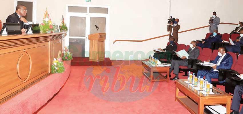 Préparation du budget 2021 : le Premier ministre mobilise son équipe