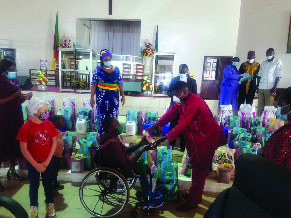 Personnes vivant avec un handicap : le soutien de l'hôpital baptiste