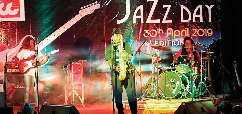Le jazz servi au féminin.
