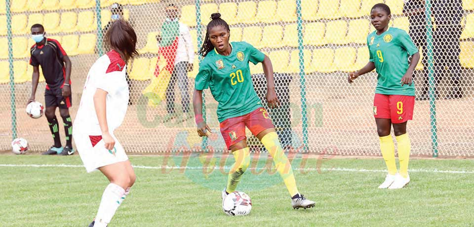 U20 Women World Cup Qualifiers : Lionesses Weigh Strength
