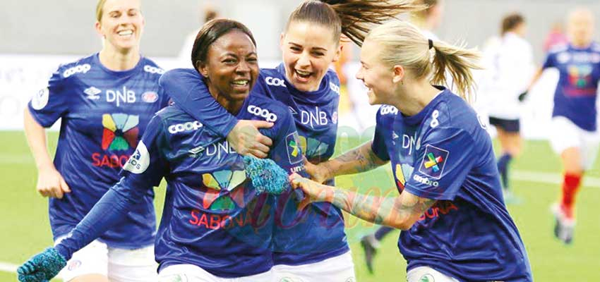 Strikers Henriette Akaba and Nchout Njoya Ajara tactfully led their different clubs to victory over the weekend.