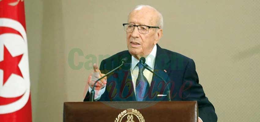 Béji Caïd Essebsi s'en va en laissant la Tunisie dans l'ambigüité.