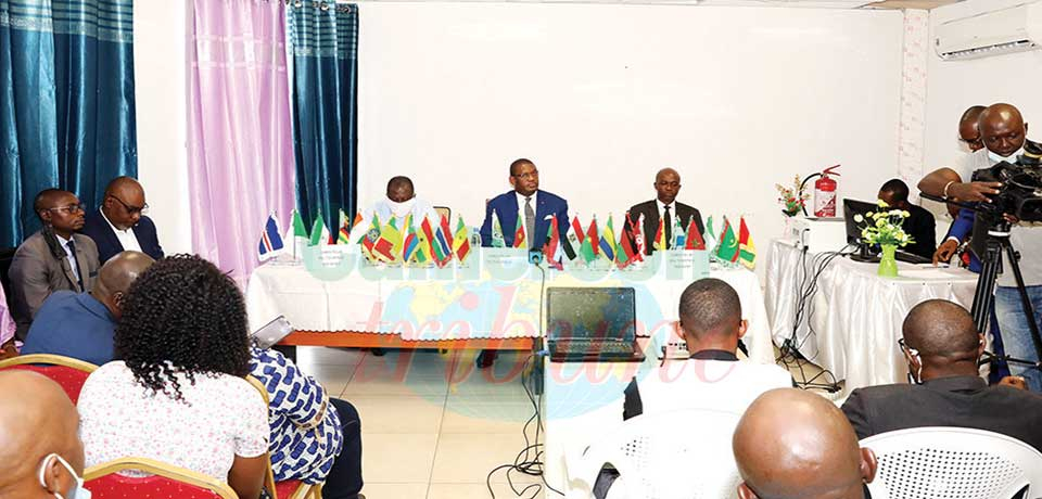 AFCON 2021 Total Energies : Liaison Officers Sharpen Skills