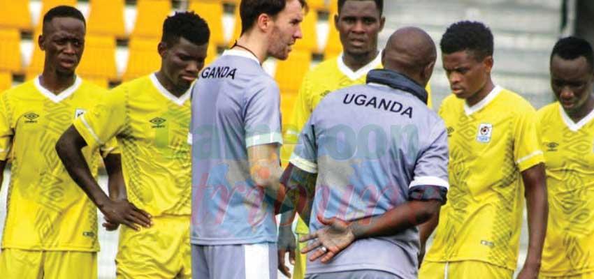 Arrivées à Douala : les équipes se suivent…