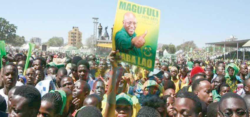 Tanzanie : 29 millions d'électeurs aux urnes