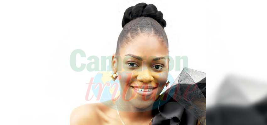 Anna Priscille Nyemb Wea est à Douala pour présenter son projet « Allô Jeunesse », dans le cadre de la lutte contre le VIH/sida.