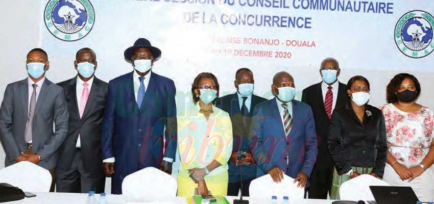 Concurrence en zone Cemac : le Conseil communautaire en session inaugurale