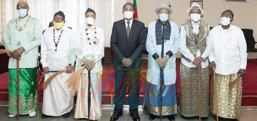 Elections régionales à venir : le Minat et reçoit les chefs Sawa
