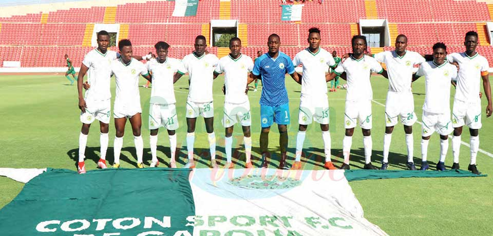 Coupe de la confédération de la CAF : Coton en route pour Niamey