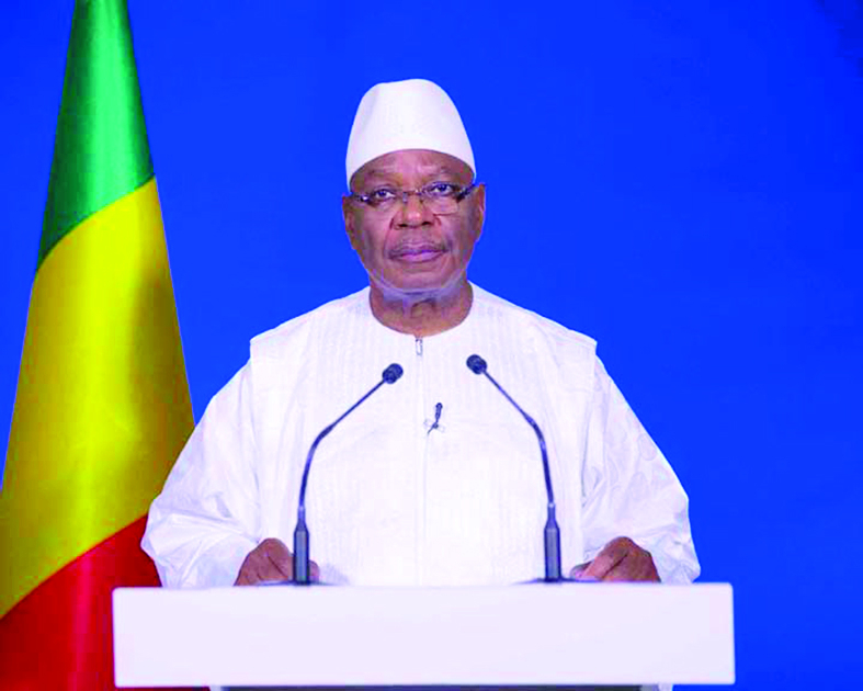 Mali : President Ibrahim Keita To Meet Opposition Leaders
