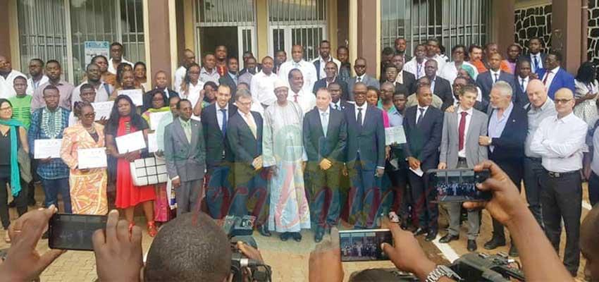 Emergency Surgery  : sraeli Surgeons Train Cameroonian Doctors