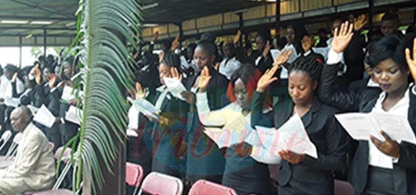 University of Buea: 5,813 Freshmen Begin Training