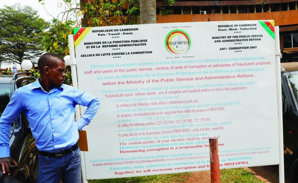 Official Languages : Cameroonians Appreciate Promotion Bill