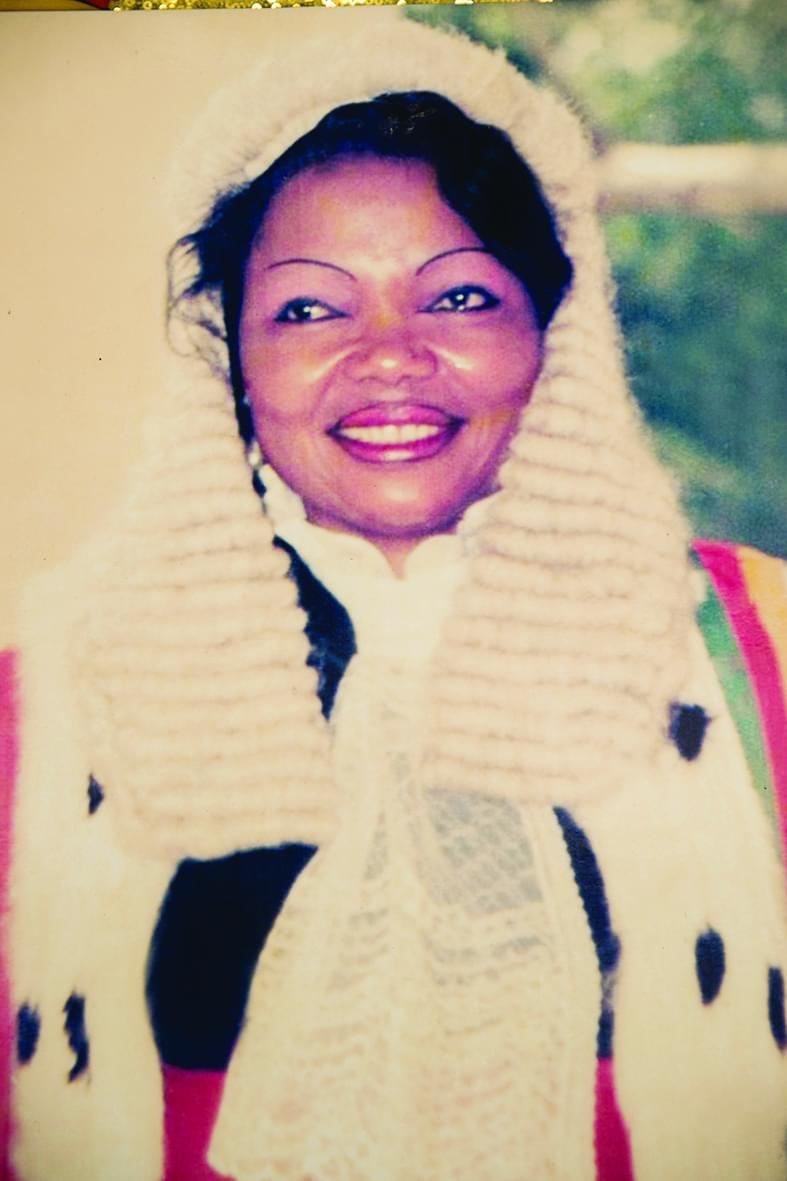Justice Mrs Lucy Gwanmesia passes on.