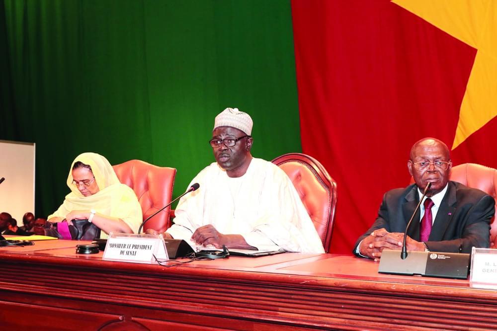 Plénière d'adoption ponctuée par les éclairages de plusieurs membres du gouvernement.