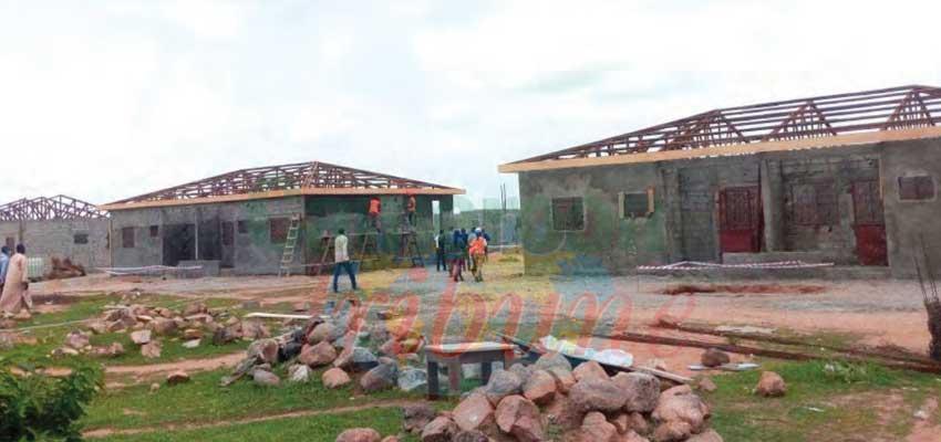Guider : 26 logements en construction
