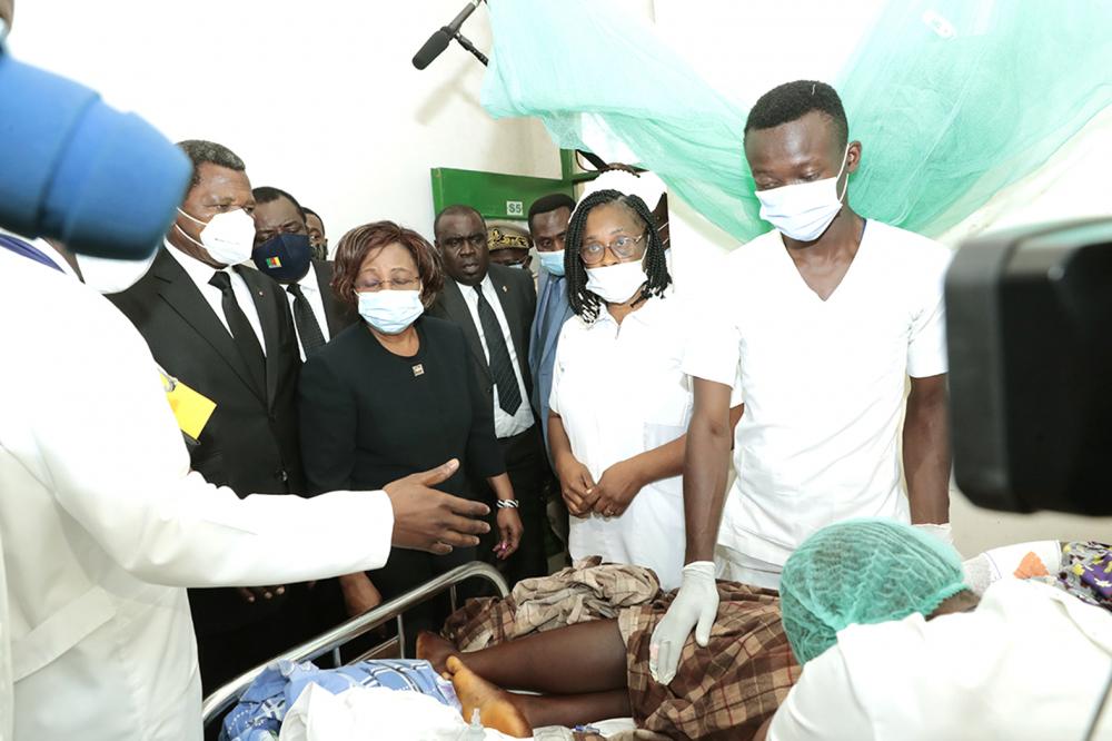 Kumba : le gouvernement rassure