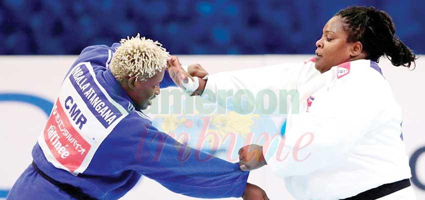 Masters Judo Doha 2021 : Vanessa Mballa Atangana Misses Bronze